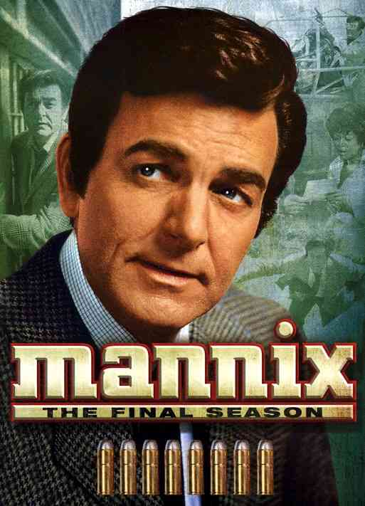 MANNIX:FINAL SEASON BY MANNIX (DVD)