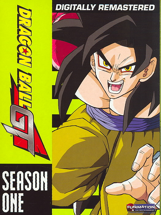 DRAGON BALL GT THE MOVIE:SEASON 1 BY DRAGON BALL GT (DVD)